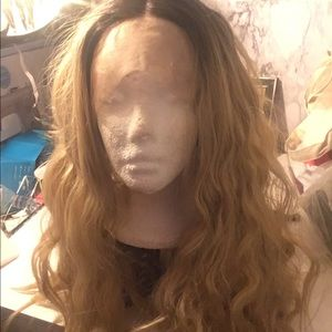 Brand new synthetic lace front